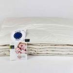 «ODEJA ORGANIC Lux Cotton». Легкое стеганое одеяло. Наполнитель 100% органический хлопок (COTTON). Производство ТМ «Odeja», Словения