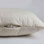 Подушка стеганая «ODEJA NATUR Cottonel Pillow» регулируемая Хлопок-Полиэстер. ТМ «Odeja», Словения