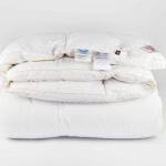 «Queen Down Grass» всесезонное пуховое кассетное одеяло с бортиком. 100% белый гусиный пух. ТМ «German Grass» («Герман Грасс»)