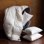 «Silk Down Grass» пуховое кассетное одеяло. 100% белый гусиный пух. ТМ «German Grass» («Герман Грасс»)